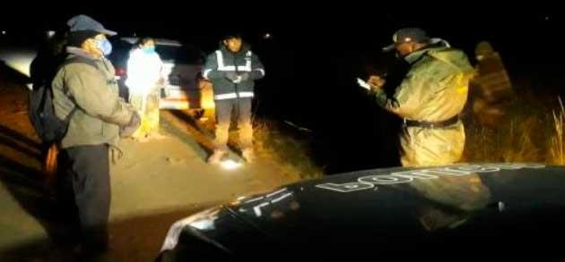 ASALTOS. Fueron registrados en la carretera a Sandia