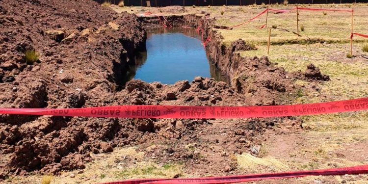 Refieren que no hay real estudio de suelos para MNB