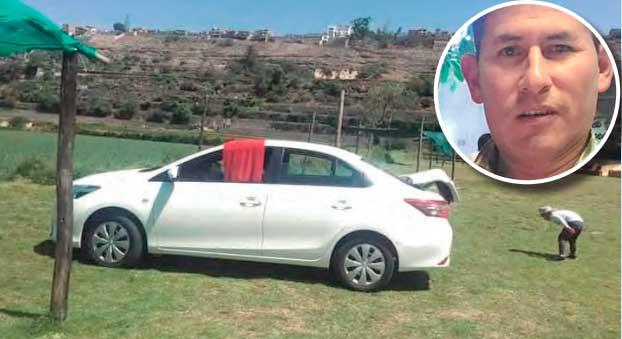 Víctima halló unidad mediante GPS desde Arequipa