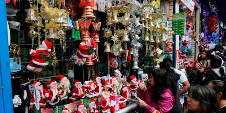 Feria de navidad no se desarrollara en la vía publica