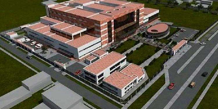 Ya gastaron más de 96 millones en ejecución del hospital MNB.