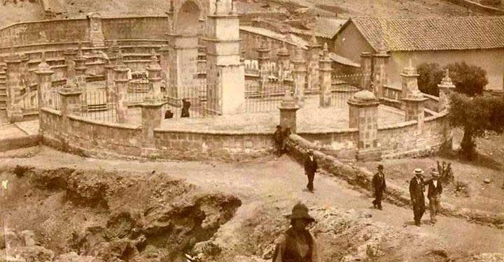 Arco Deustua de la ciudad de Puno fue ingreso importante a la ciudad