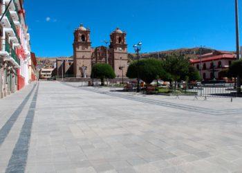 La ciudad de Puno recuerda un nuevo aniversario