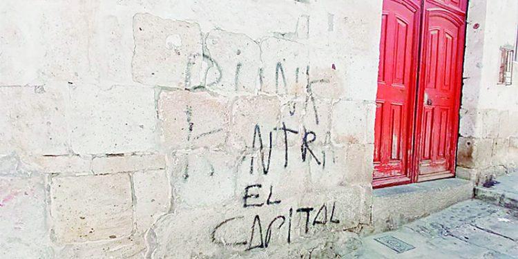 Atentan nuevamente contra el histórico pasaje Leoncio Prado