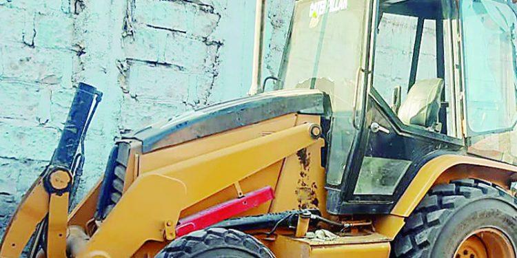 Recuperan en Paucarpata maquinaria pesada que fue robada en Ica