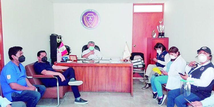 Ricardo Ruiz Rojas no seguirá al frente de la Red Camaná-Caravelí