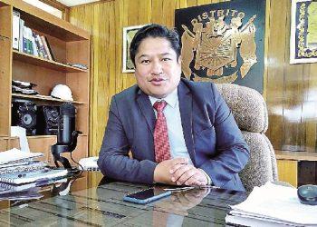 Gerente municipal de Paucarpata ganará 67 mil soles al año