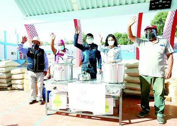 Denuncian sobrevaloración de S/ 200 mil en compras del GRA para comedores populares