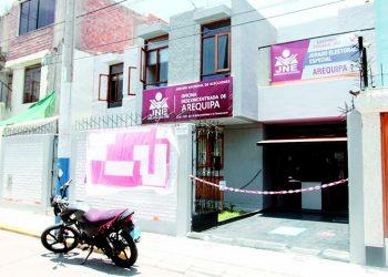Más candidatos por Arequipa quedan fuera de la contienda para las elecciones generales