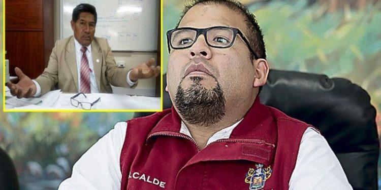 Omar Candia repone a Tomás Huampa en la MPA luego que fuera involucrado en caso 'Los elegantes'