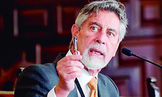 Francisco Sagasti se resiste a reunión con alcaldes distritales de la provincia de Arequipa