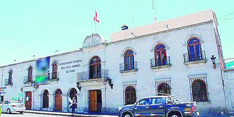 Municipio de Cayma entrega obra de S/9 millones a empresa investigada en la región Ucayali
