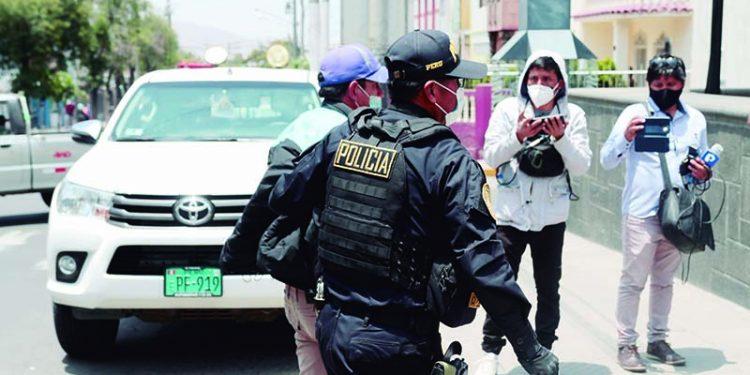 Sujeto irá 12 años a la cárcel por robar un celular