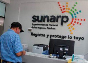 Sunarp reinicia atención presencial en las oficinas registrales de Puno, Ilo y Tacna