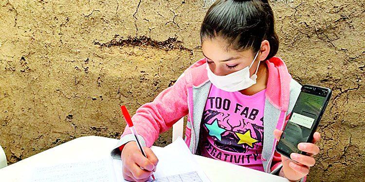 65 mil escolares de la región todavía no se conectan a las clases virtuales