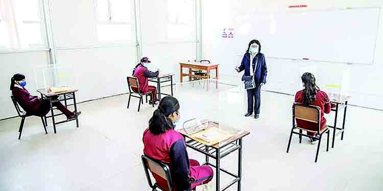 Ad portas de un año escolar con mucha incertidumbre con el retorno a las clases virtuales