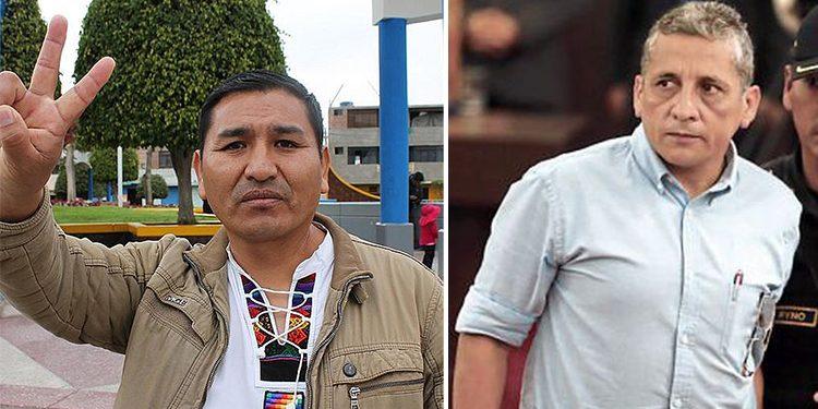 Candidato por Tacna de Verónika Mendoza asegura que liberará a Antauro Humala