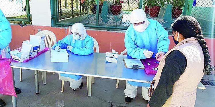 Caylloma única provincia de Arequipa que está en riesgo extremo de contagios por Covid