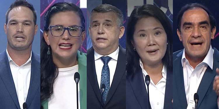 Cuando el debate de candidatos es un espectáculo y salen propuestas precarias