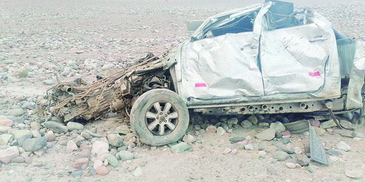 Ganadero reportado como desaparecido murió al caer con su vehículo a acantilado
