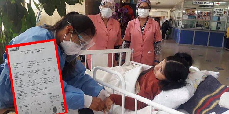 Hospital Honorio Delgado adopta a Gilda, la niña que vive 42 años en el nosocomio