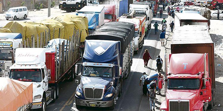 Lo que debes saber sobre el paro nacional indefinido de transporte que inicia este 16 de marzo