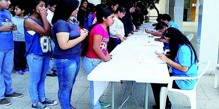 Más de 14 mil estudiantes postulan al Coar por una de las 2 mil 685 vacantes