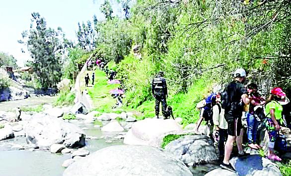 Municipios se unen para frenar robos en valle Chilina con patrullaje integrado