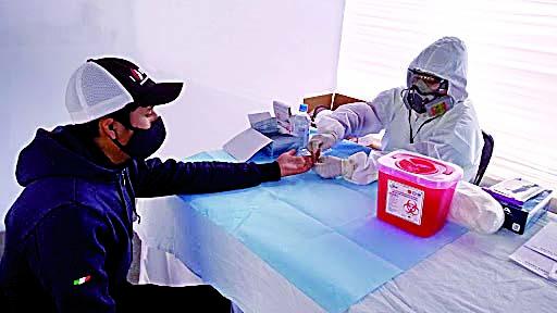 Reportan reducción de casos positivos y decesos por Covid en la región Arequipa