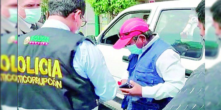 Trabajador del GRA habría usado vehículo del Estado para asuntos personales