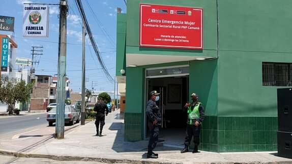 Inauguran Centro de Emergencia Mujer en la comisaría de Camaná para reforzar atención