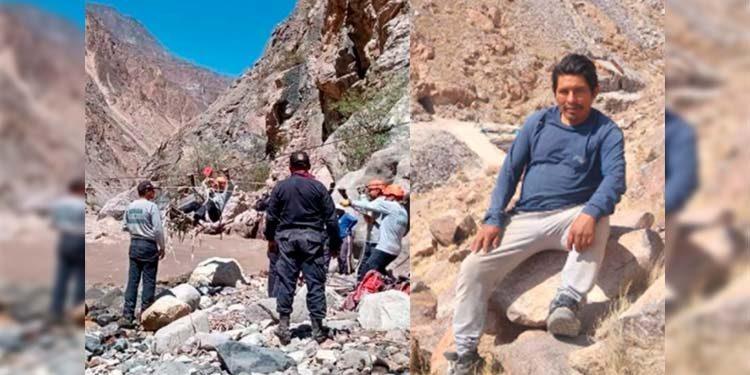 Arequipa: Fallece minero que estuvo 6 días atrapado en socavón de mina Gallo de Oro