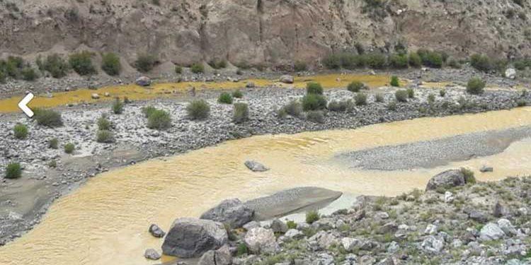 Empresa minera Aruntani contaminó el río Tambo afectando a 60 mil personas