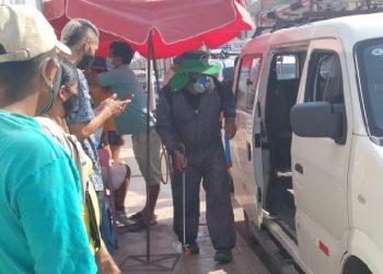 Aprueban apertura del 50% de vehículos para transporte público de pasajeros en Camaná