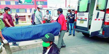 Arequipa reporta elevada cifra de decesos por Covid en las últimas 24 horas