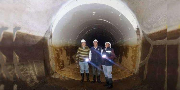 Autodema inicia evaluación de estructura de riego en Majes