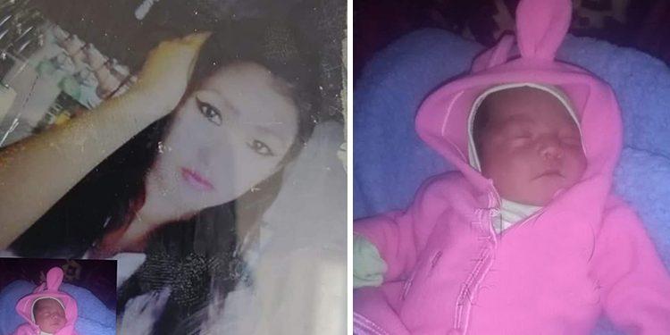 Buscan a mujer que engañó a una señora con bono de para robarse a su bebé