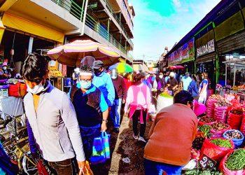 Comerciantes rechazan cierre de mercados por incumplimiento de protocolos