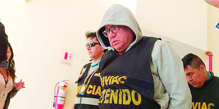 Coronel investigado en 'Correcaminos del Sur II' habría sido vacunado contra la Covid