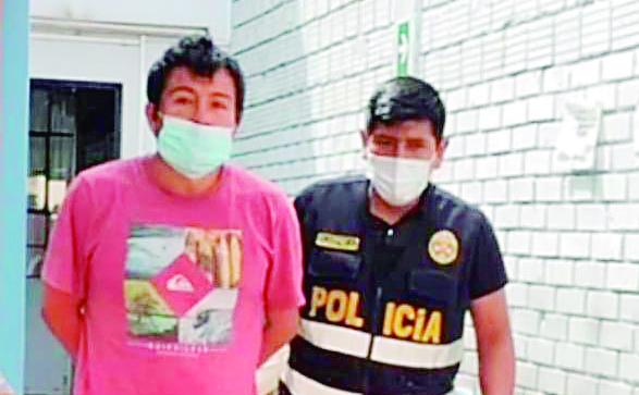 Detienen a joven como presunto autor de la muerte de su padre por arma de fuego