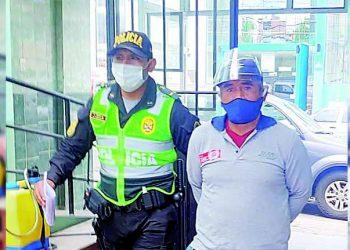 En Arequipa capturan a 100 sujetos buscados por la justicia