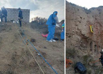 Encuentran en quebrada cadáver de joven mecánico desaparecido hace dos semanas