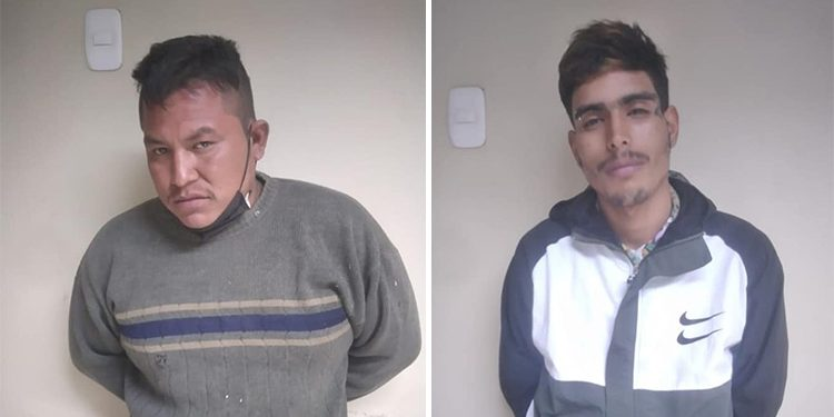 Envían a prisión a peruano y venezolano por robo agravado en La Punta Camaná