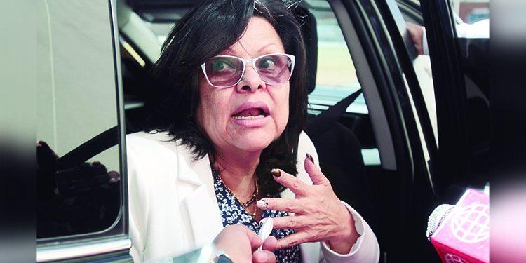 Fiscal Miriam Herrera es sentenciada por no respetar derechos constitucionales de extrabajador de Cerro Verde