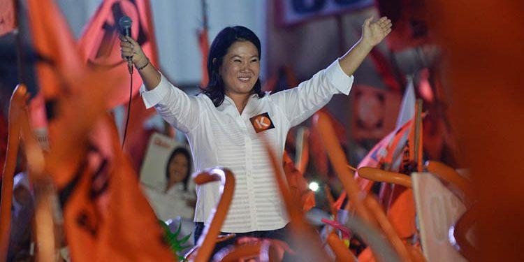 Fujimoristas alistan llegada de Keiko a Arequipa y su bastión es Caravelí