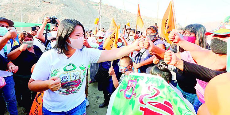 Fujimoristas elaboran plan para captar voto arequipeño en esta segunda vuelta