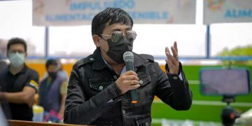 Gobernador Cáceres Llica pide a Castillo y Keiko que no realicen mítines en Arequipa