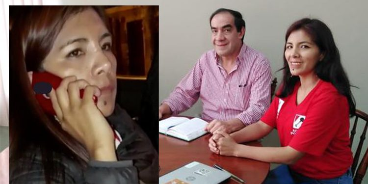 Intervienen a vicepresidenta de Yonhy Lescano en pleno toque de queda