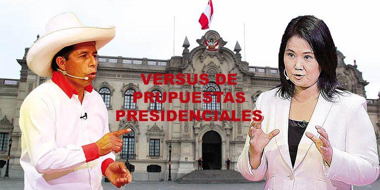 Pedro Castillo vs Keiko Fujimori: Estas son las propuestas de ambos candidatos