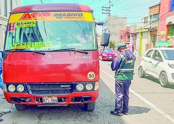 MPA podría rescindir con AQP Masivo por déficit de servicio en zonas de Paucarpata